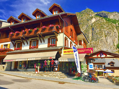 Magasin Sport Valloire